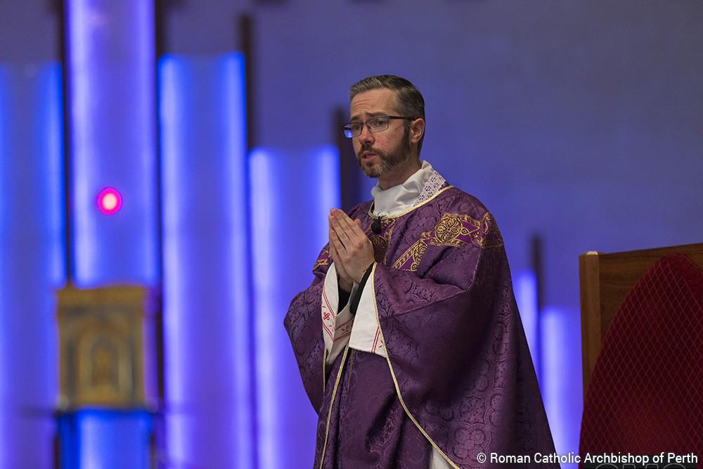 FR Conor Celebrates All Souls Mass 2016